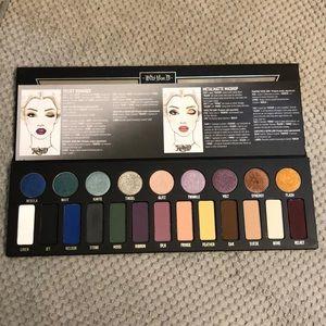Kat Von D MetalMatte Eyeshadow Palette